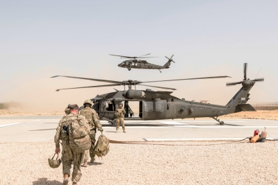 Changing political game in Afghanistan with withdrawal of US troops